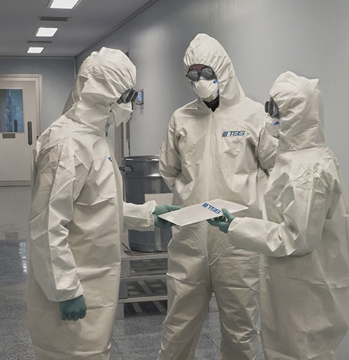 Decontamination Services